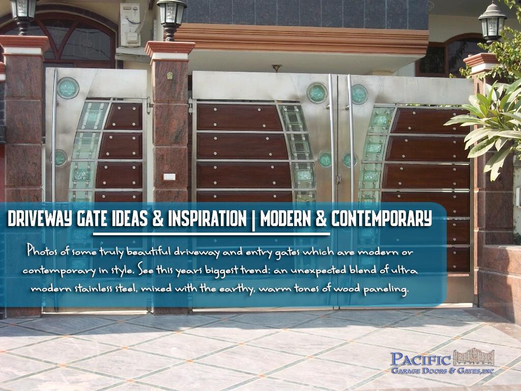 Home Design Gate Ideas: Modern & Contemporary