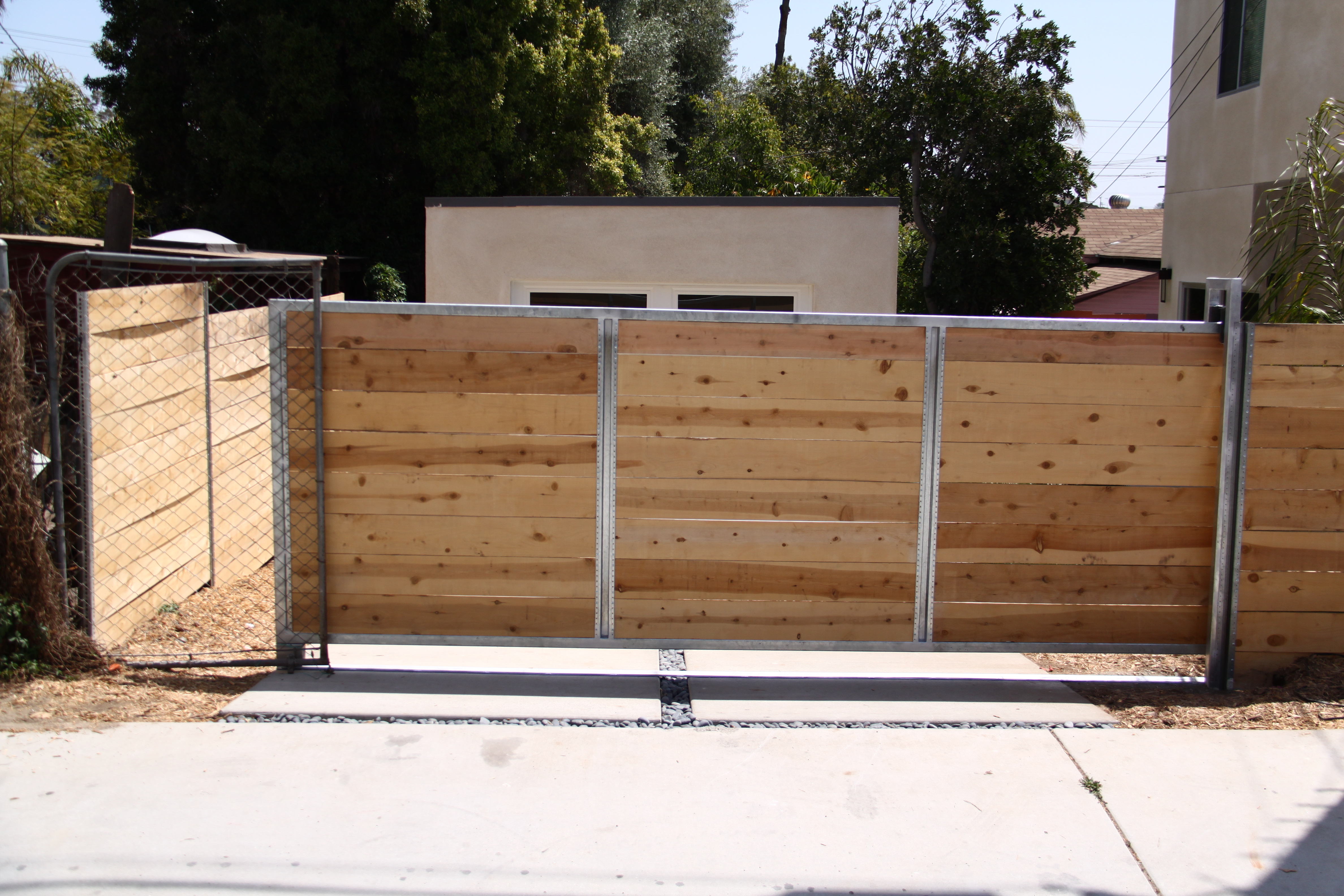 Driveway Gate Ideas Modern Amp Contemporary
