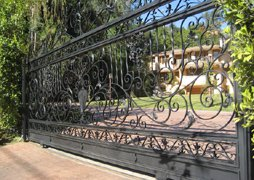 wrought iron example 1