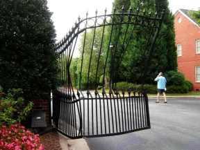 Driveway Gates Repair